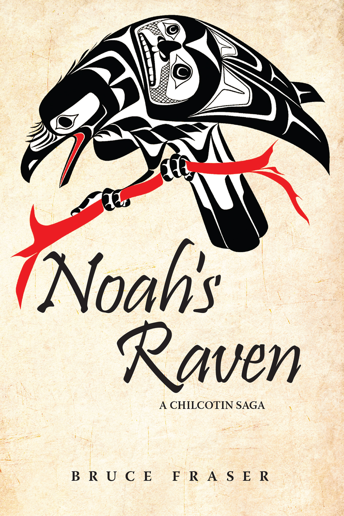 """Noah's Raven"" by Bruce Fraser"