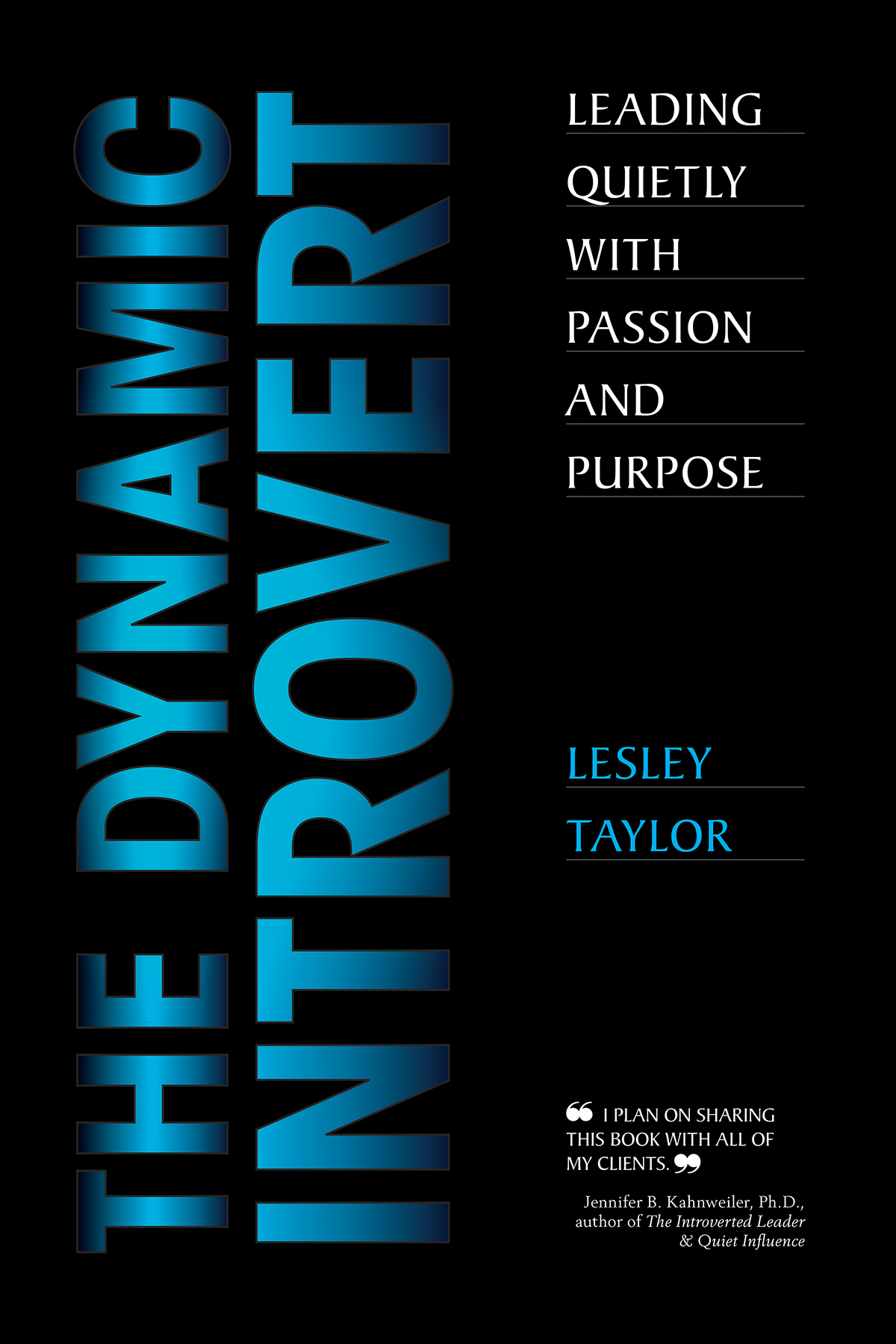 """The Dynamic Introvert"" by Lesley Taylor"